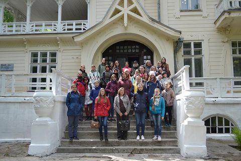 Выездной семинар в Сарапуле 1